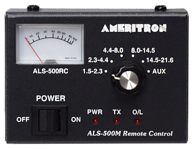 Als Rc on Ameritron 811 Amplifier