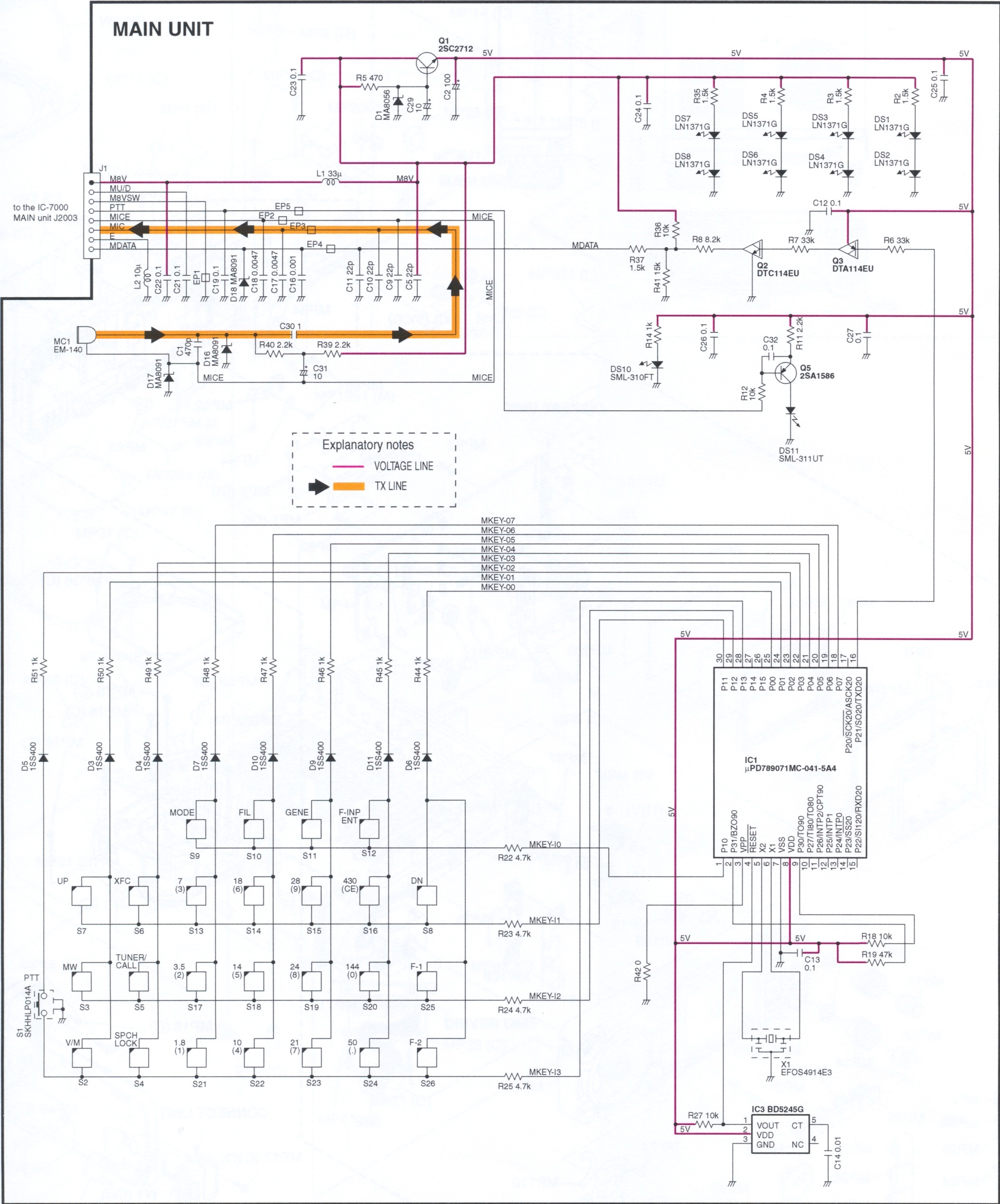 HM151 cables & interfacing heil microphone wiring diagram at soozxer.org