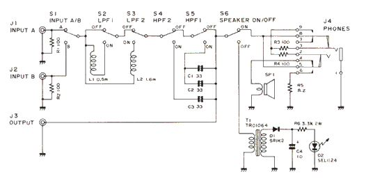 SP20 Schematic