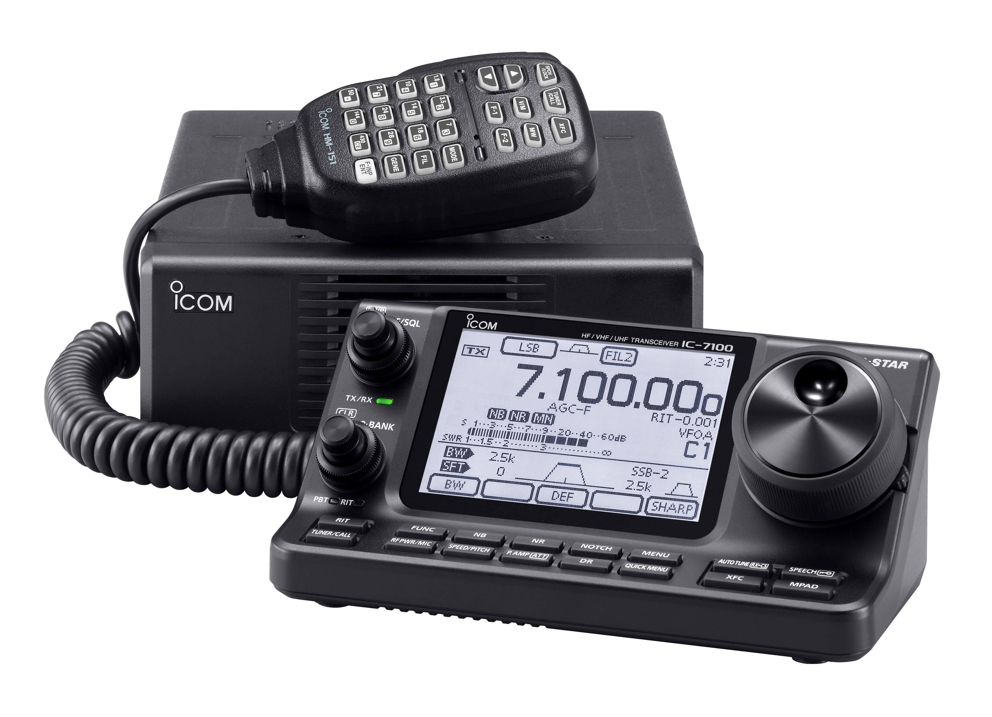 Ichr Tuning Time For The Icom Ah 4