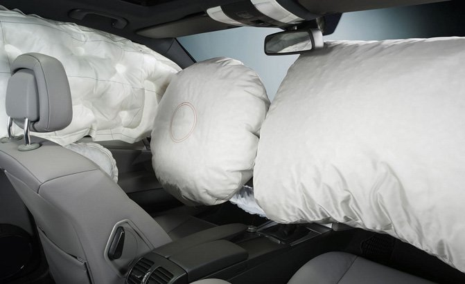 Airbag coverage